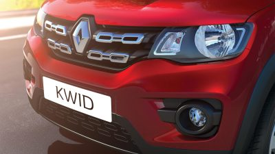 Renault kwid front grill